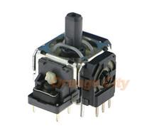 Оригинальный игровой контроллер замена 3D джойстик оси датчик модуль для Playstation 4 PS4 3 pin ручка аналоговый ремонт часть