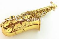 Новое прибытие профессиональные музыкальные инструменты Jupiter JAS-567 Alto EB Tune саксофон высокое качество латунь трубка золото лак саксофон с футляром