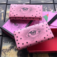 Pink Women Zipper Money Wallets Genuine Leather Hasp Styl Lu...