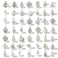 brand new 62 styles mix small pendant for necklace heart lov...