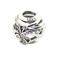 FITS Charms 2018 perles printemps Dreamer Dragonfly Charm originale Argent 925 bricolage bijoux pour les femmes Faire en gros