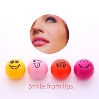 ROMANTIC BEAR Smiling- faces Magic Lip Balm Moisturizing Hydr...