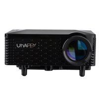 Uhappy U18 Office and Home Use Portable Mini Video Projector...
