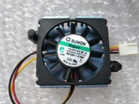 원래 radware AD2016 마더 보드 라디에이터 124010VM-8 120.9W 3 라인 냉각 팬