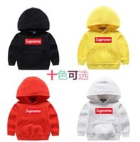 Boys girl sup Hoodies Sweatshirts children cartoon princess ...