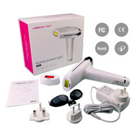 Lescolton 2 in 1 home pulsed light epilator IPL skin rejuven...