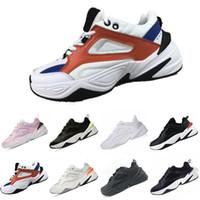 M2K Tekno 2018 Novo M2K Tekno Vovô Execução de Tênis Para Mulheres Dos Homens Sapatilhas Sapatos Esportes Ao Ar Livre Sapatos Profissionais Esportes de Gota 36-45