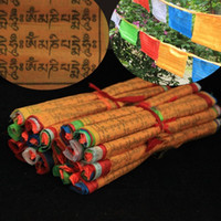 Tibetan Buddhist Prayer Flags 20 Flags Tibet Style Decorativ...