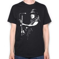 2018 New Arrivals FRANKIE MILLER T SHIRT - ON STAGE PORTRAIT...
