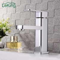LeKing Cold And Hot Water Basin Sink Faucet High Quality Sin...
