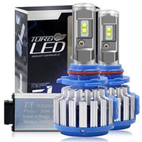 Turbo Car Headlight 70W 7200Lm set H1 H7 H4 Hi Lo H8 H11 H13...