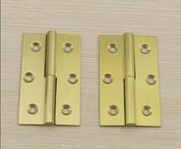Acessórios para móveis, ventiladores, telas, dobradiças, portas de armário, caixas destacáveis, comprimento da dobradiça 63mm, preço único.
