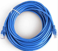 스팟 30m 네트워크 점퍼 30m 완료 제품 라인 블루 RJ45 점퍼