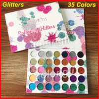 In stock Beauty Creations 35 color ultra glitter eyeshadow p...