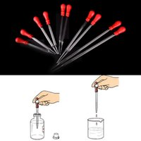 Durable Long Glass Experiment Medical Pipette Dropper Transf...