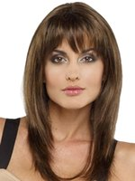 Brown masquerade Long Hair High Quality Fashion Wig Women&#0...