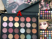 Rose gold palette REMASTERED Eye shadow Palette 24 Colors Ma...