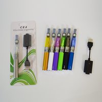 E cig EGo CE4 Starter Kit Single CE4 Blister Kits 900mah EGO...