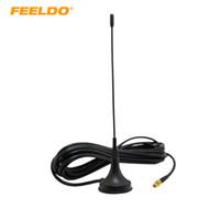 FeelDo MCX-connector Actieve antenne met ingebouwde versterker voor auto-automatische TV # 922