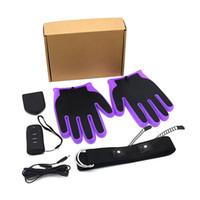 Электрические ударные перчатки, Дирижер Перчатки Электронные игрушки для мужчин БДСМ Взрослый