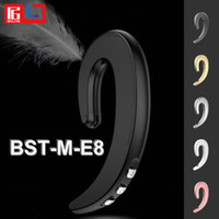 M- E8 Business Wireless Bluetooth Headset Single Metal Sports...