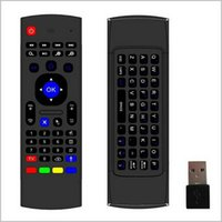 MX3 X8 Air Fly Mouse 2. 4GHz Wireless Keyboard Remote Control...
