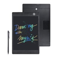Бесплатная доставка магнитный 9.7-дюймовый цифровой рисунок pad графический ЖК-блокнот с пером ЖК-планшет