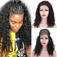 Beauty On Line Pre- Plucked Brazilian Hair Wigs With Baby Hai...