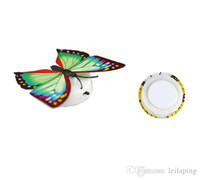 Colorful Changing Butterfly LED Night Light Lamp Home Room P...