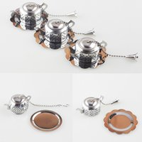 MINI Cute Stainless Steel Tea Infuser Pendant Design Home Of...