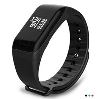 F1 Smart Bracelet Heart Rate Blood Pressure Monitor Call Rem...