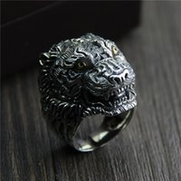 925 sterling silver ring vintage Thai silver unique personal...