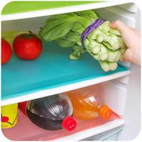 efrigerator Su Geçirmez Paspaslar Buzdolabı Dondurucu Mat Buzdolabı Bin Anti-kirlenme Anti-Frost Pad mutfak masa Paspaslar Yiyin