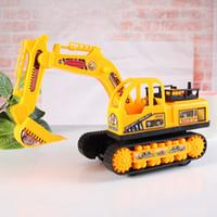 Freies Verschiffen kreatives Spielzeugkindspielzeugauto Baufahrzeug Spielhausspielzeug Zugtraktor