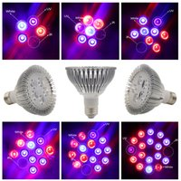 Full Spectrum LED Grow Light E27 15W 21W 27W 36W 45W 54W Gro...