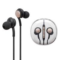 스테레오 헤드셋 저음 좋은 품질의 3.5mm Inear Headphones with Voice Control 및 Build-in Mic 멀티 컬러
