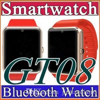 30X GT08 Bluetooth SmartWatch with SIM Card Slot and TF Heal...
