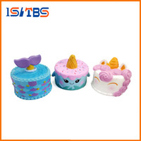 12CM Jumbo Squishy Cute Unicorn Mermaid Whale Cake Squishies...