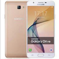 Восстановленные мобильные телефоны Samsung Galaxy On7 G6000 разблокированы 4G-LTE Quad Core Dual SIM 5,5 дюйма 1.5 ГБ ОЗУ 16 ГБ ROM 13MP