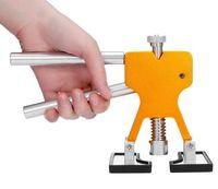 Großhandel Auto Repair Tool Handwerkzeuge Praktische Hardware Autokörper Paintless Dent Lifter Repair Dent Puller + 18 Tabs Hagel Removal Tool Set