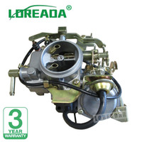Loreada ARAÇ CARB CARBURETOR montaj E303-13-600 E30313600 GWE-1030051 MAZDA E3 Motor MAZDA için 323 FAMILIA FORD Laser edinin