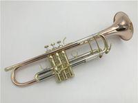 Amerikanisches Trompeteninstrument LT180S-43 B flache Phosphorbronze Trompete Anfänger Grading-Profi