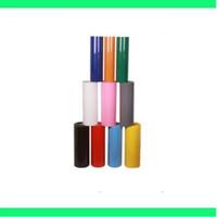 شحن مجاني 1 لفة كاملة 30 سنتيمتر × 25 متر pvc نقل الحرارة الفينيل الحرارة الصحافة آلة t-shirt الحديد على الطباعة htv