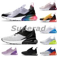 premium selection 844ff 37931 270 scarpe da corsa da uomo BE TRUE Bianco Volt triplo punto nero bianco  Punch Teal