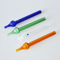 6. 0inches Nectar Collector Honey Straw Glass Smoking Accesso...