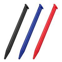 Pennarelli touch screen di ricambio colorati per NEW 3DS LL XL NUOVO 3DSLL 3DSXL Gioco Penna in plastica SPEDIZIONE VELOCE di alta qualità