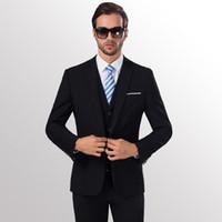 جديد ماركة الملابس الخريف الرجال الدعاوى الأزياء سليم الذكور الدعاوى زفاف العريس الصلبة المذكر السترة السراويل 2 قطع مجموعات زائد