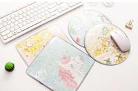 Schulbedarf Mauspad Mate in Unicorn und Flamingo Pattern 10 Patterns Available Versandkostenfrei von Fedex