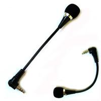 SOVO YENI PC Bilgisayar Dizüstü Dizüstü Kondenser Mikrofon # 30 Varış Mini 3.5mm Jack Esnek Mikrofon Hoparlör Mic