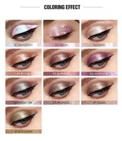 FOCALLURE brand 10 Colors Waterproof Glitter Shimmer Pigment...